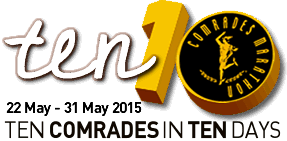 ten10 – Ten Comrades in Ten Days – 2015